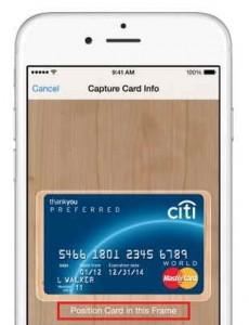 ApplePaycardscan