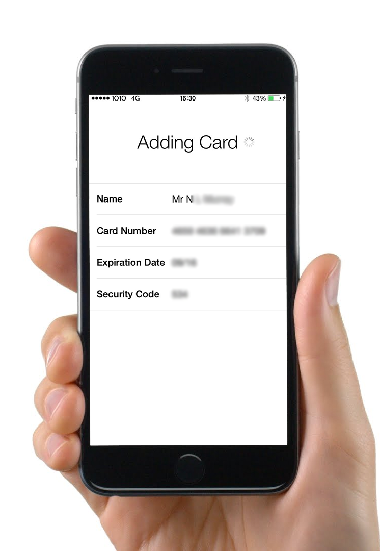 The HSBC Apple Pay Issue No One Is Talking About - Adding