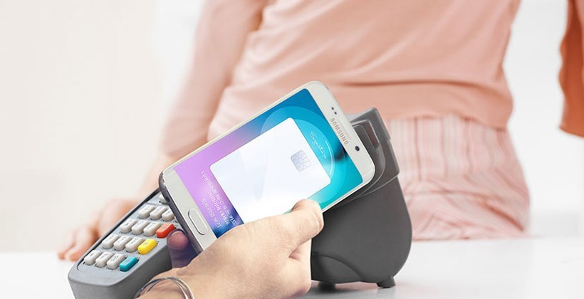 Samsung Pay uses both NFC and magnetic strip technology to process mobile payments-Weeknd in Tech Trends