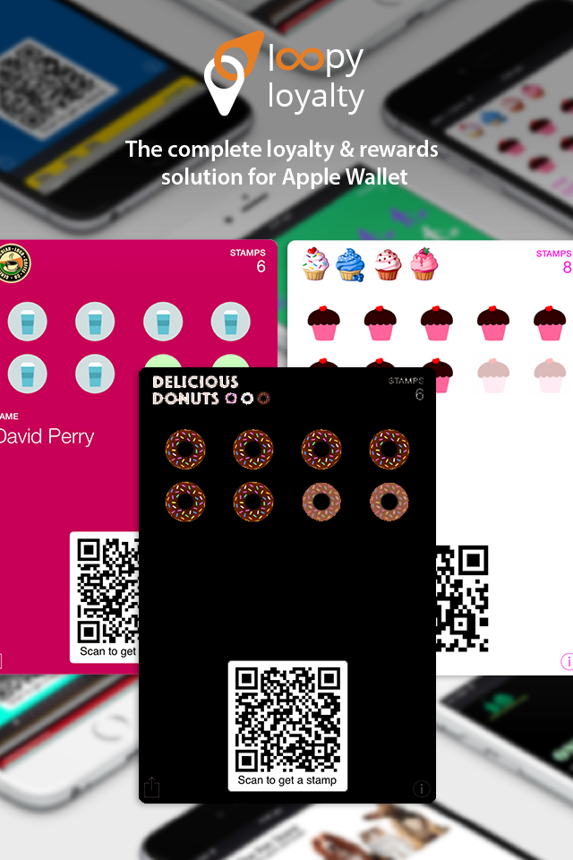 Update: Loopy Loyalty Stamper App