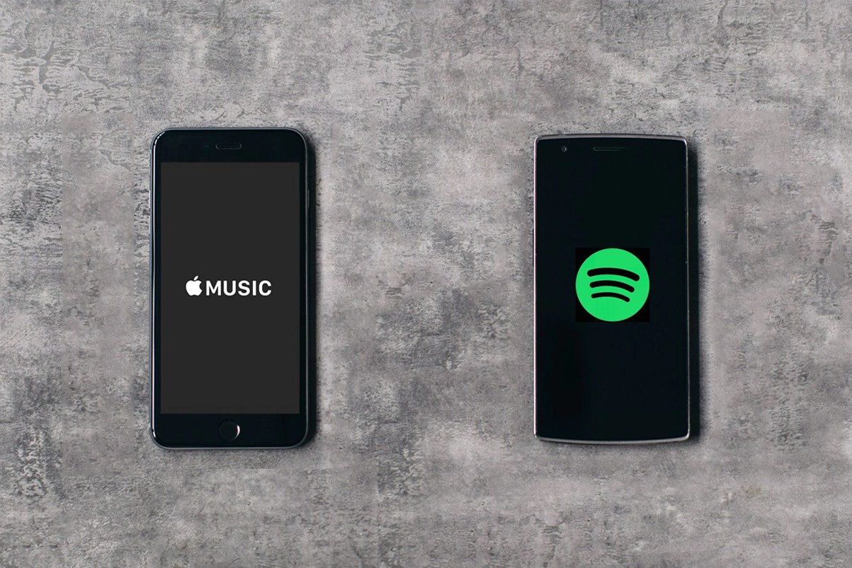 Apple Music and Spotify have taken over the music industry. Making this the second time Apple has disrupted the music industry.