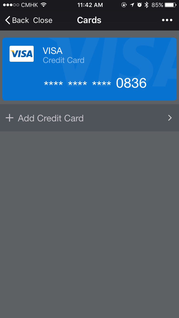 How to Add your Credit Card to WeChat Wallet - PassKit Blog