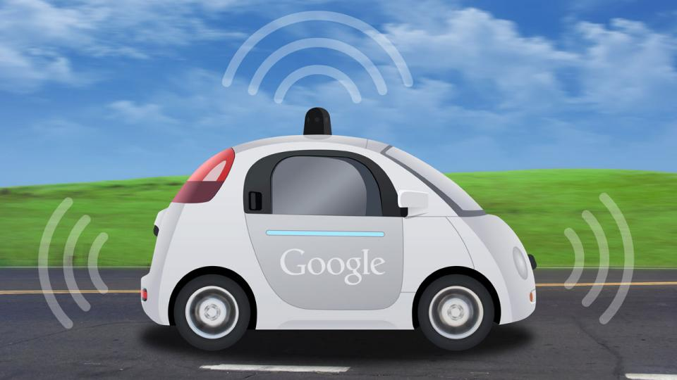 Tech Trends- Google's driverless car may have wireless charging, which is quite crazy considering our phones don't even have it.