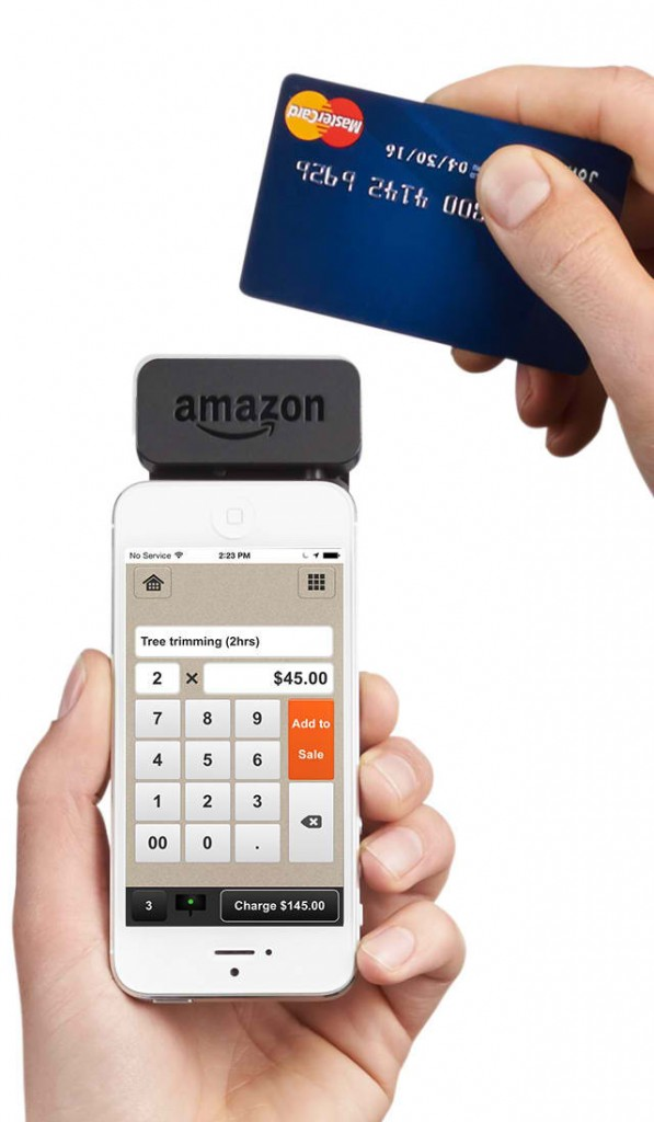 Tech Trends- This is the card reader that Amazon used to give to member of Amazon Local Register. Now they're giving Square readers away.