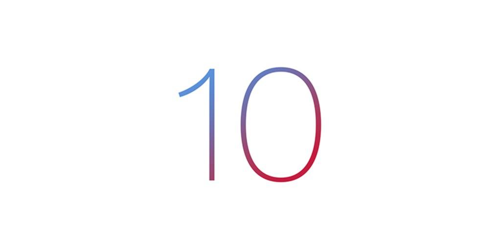 iOS 10 logo