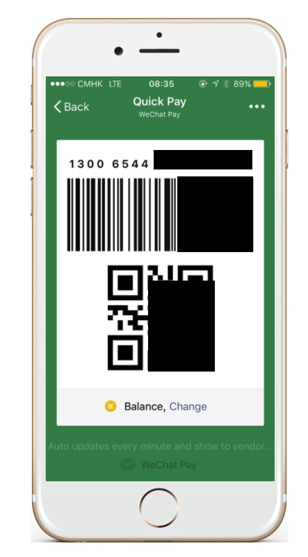 How to make a payment through WeChat Pay - PassKit Blog