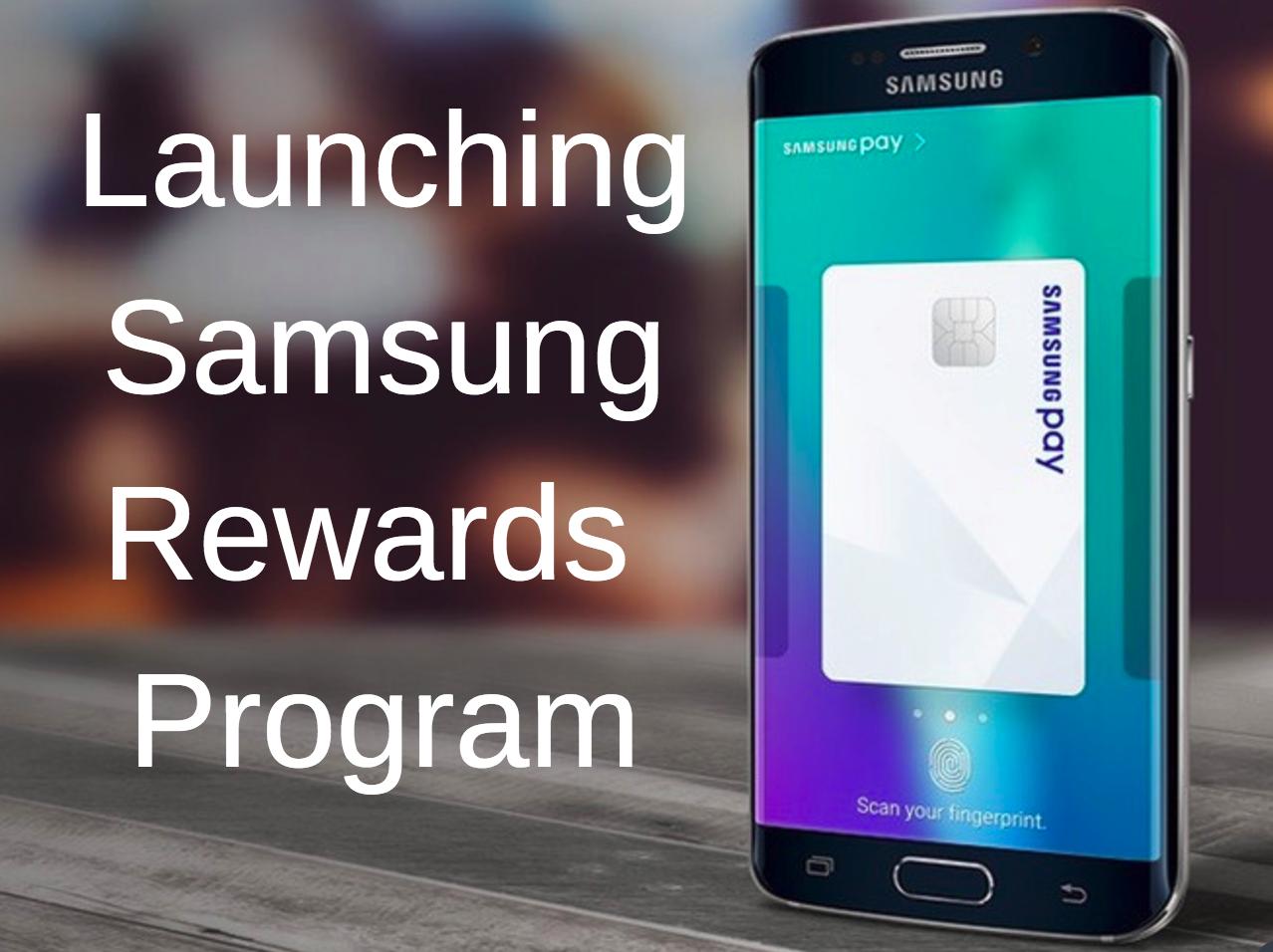 Samsung Rewards Program