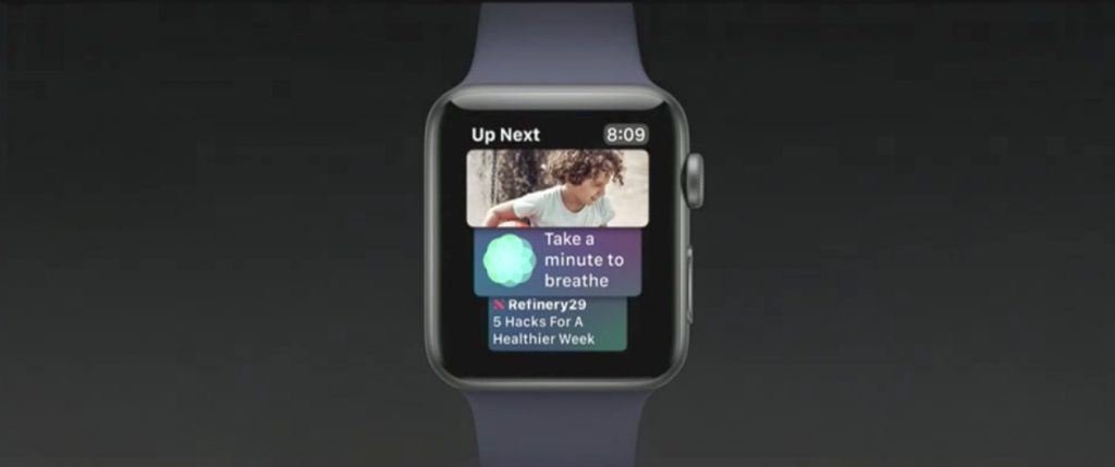 Watch OS4 - Applewatch