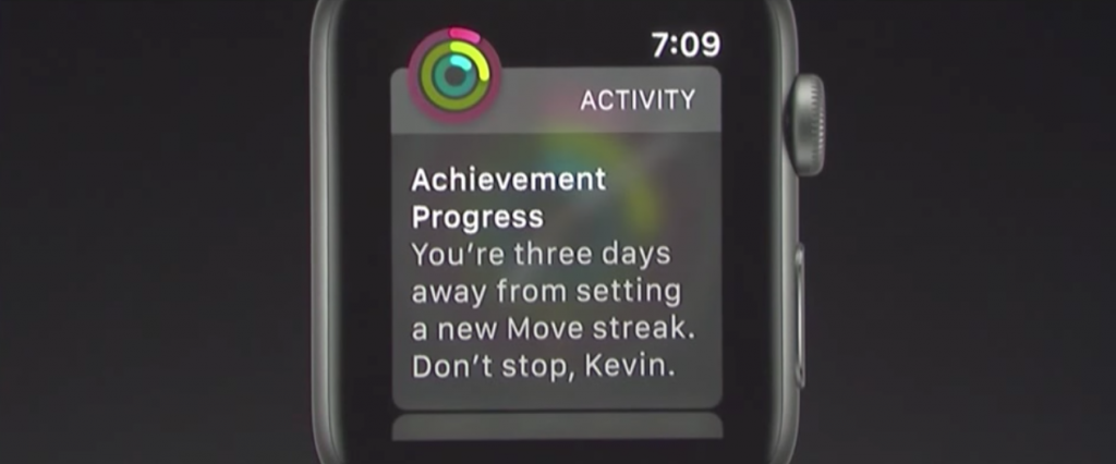 Activity App - Apple Watch
