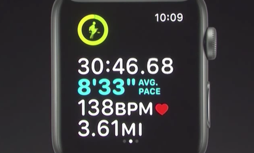 Workout App - Apple Watch