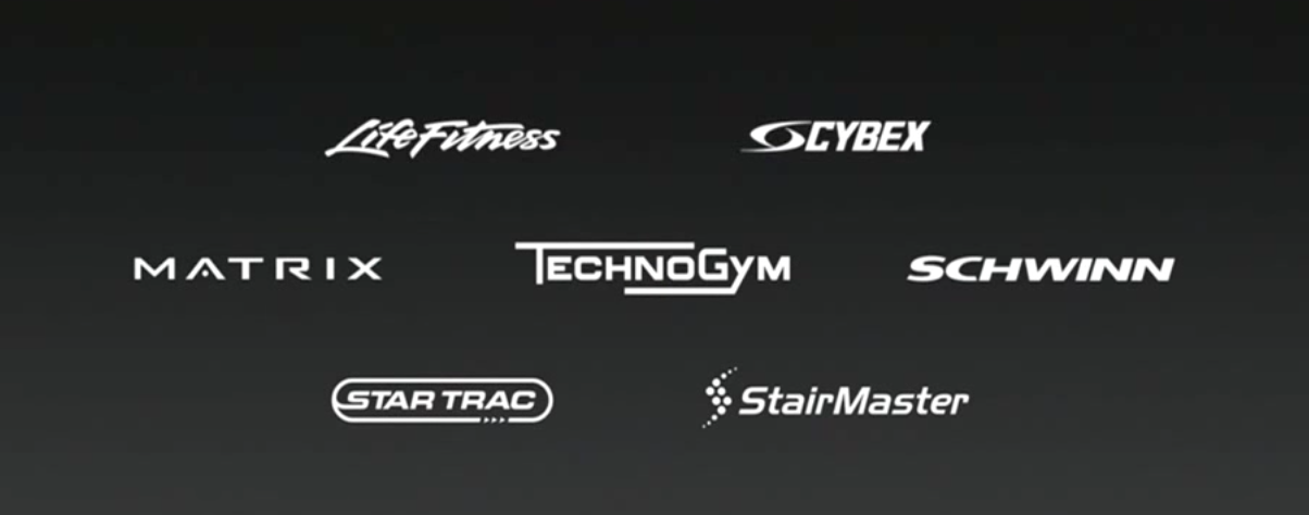 gymmachine working with applewatch